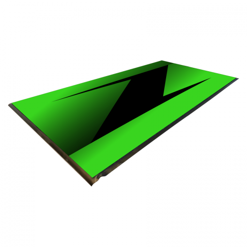 green_black
